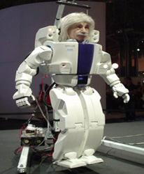 robot-einsten
