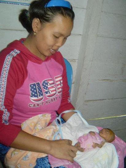 Informasi : berat dan panjang ideal bayi baru lahir