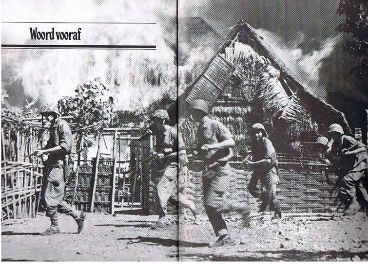 Foto Langka Agresi Militer Belanda Indonesia Rio Ardi Blog