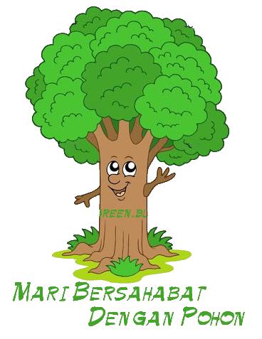 Semua orang pasti tahu apa arti penting pohon bagi dunia dan bagi ...
